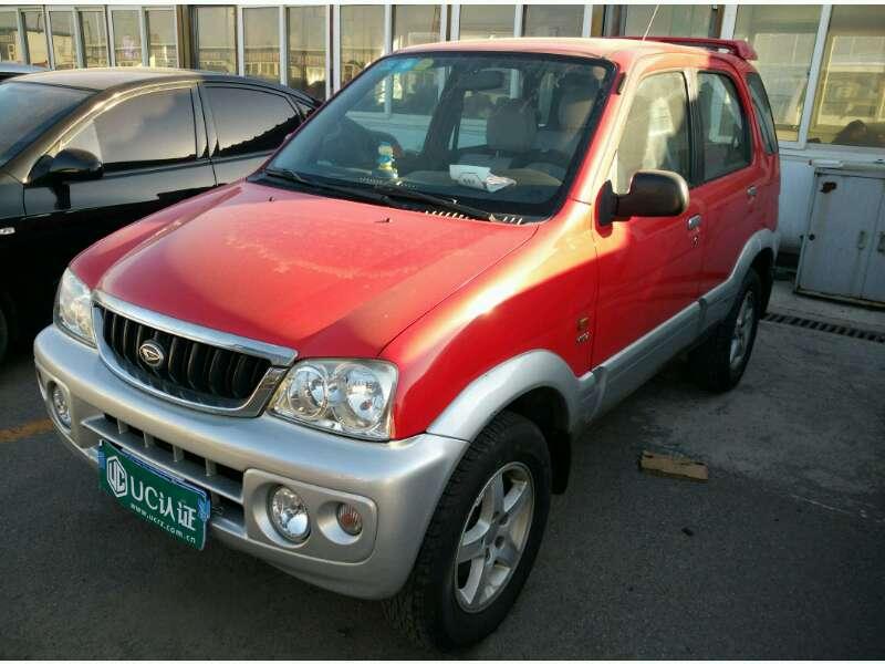 2004款 丰田达路 1.3